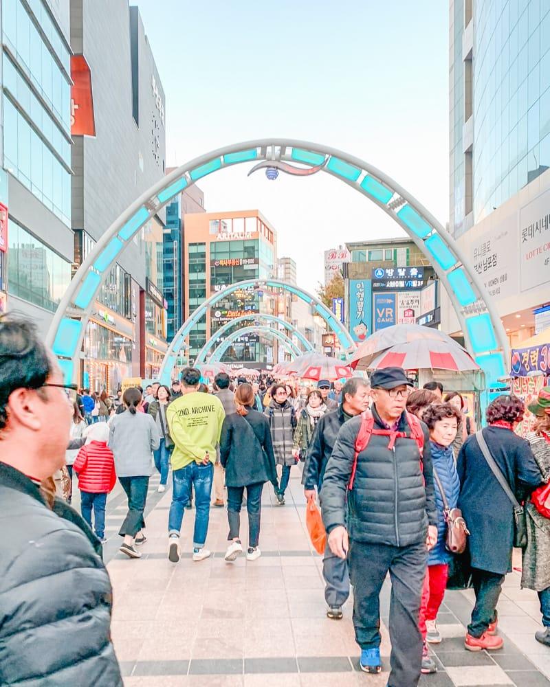 Busan BIFF Square