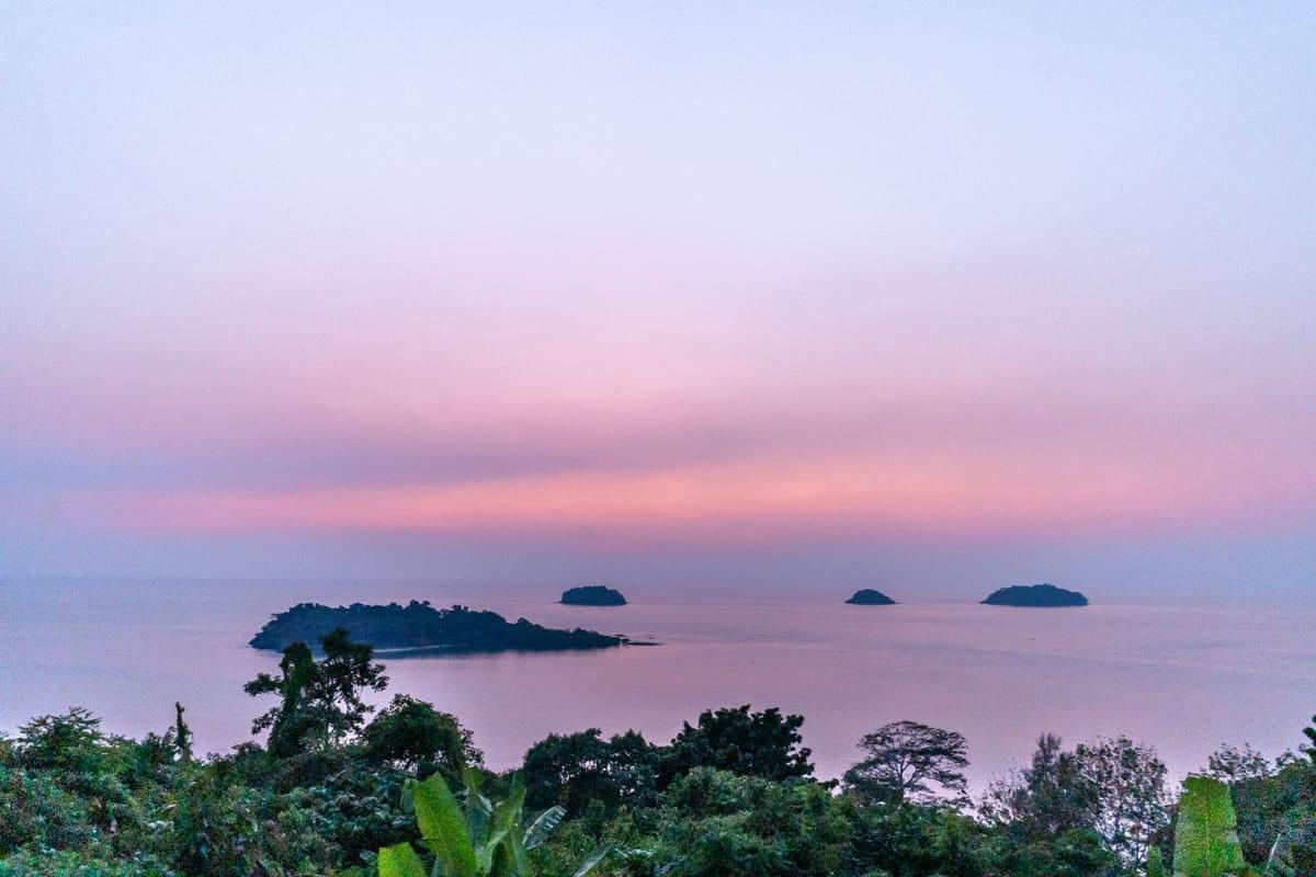 Ko Chang, Trat Thailand