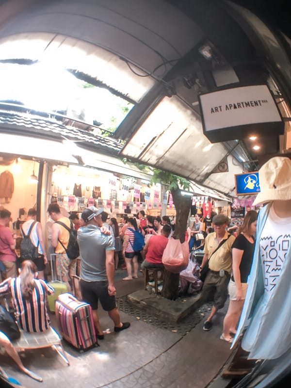 Chatuchak Weekend Market, Bangkok Thailand