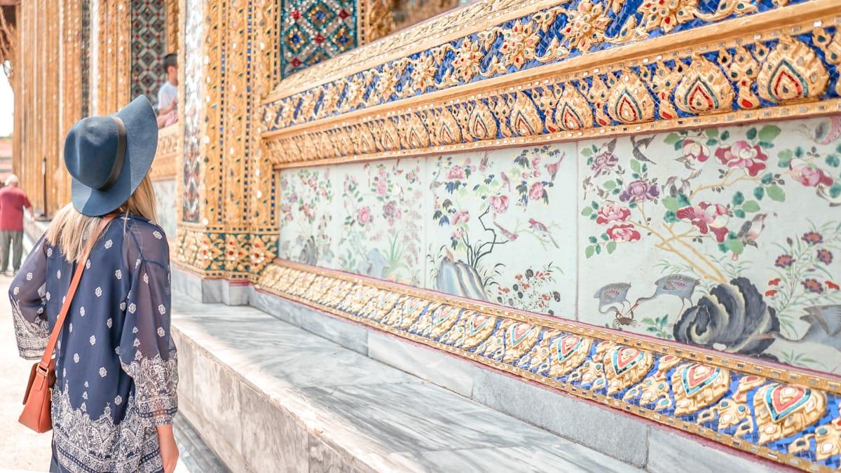 The Grand Palace, Bangkok Thailand