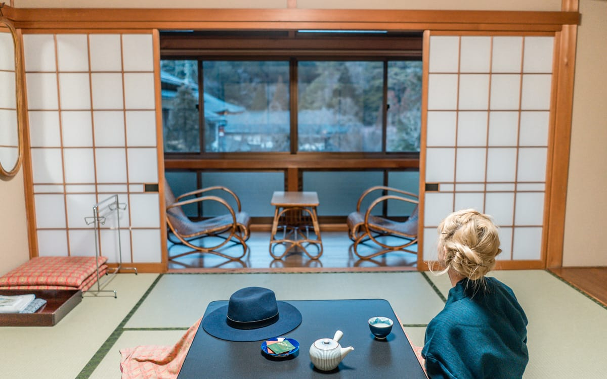Overnight Jimyo-in Temple Stay at Mount Koyasan