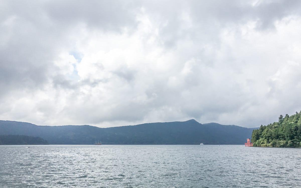Lake Ashinoki, Hakone